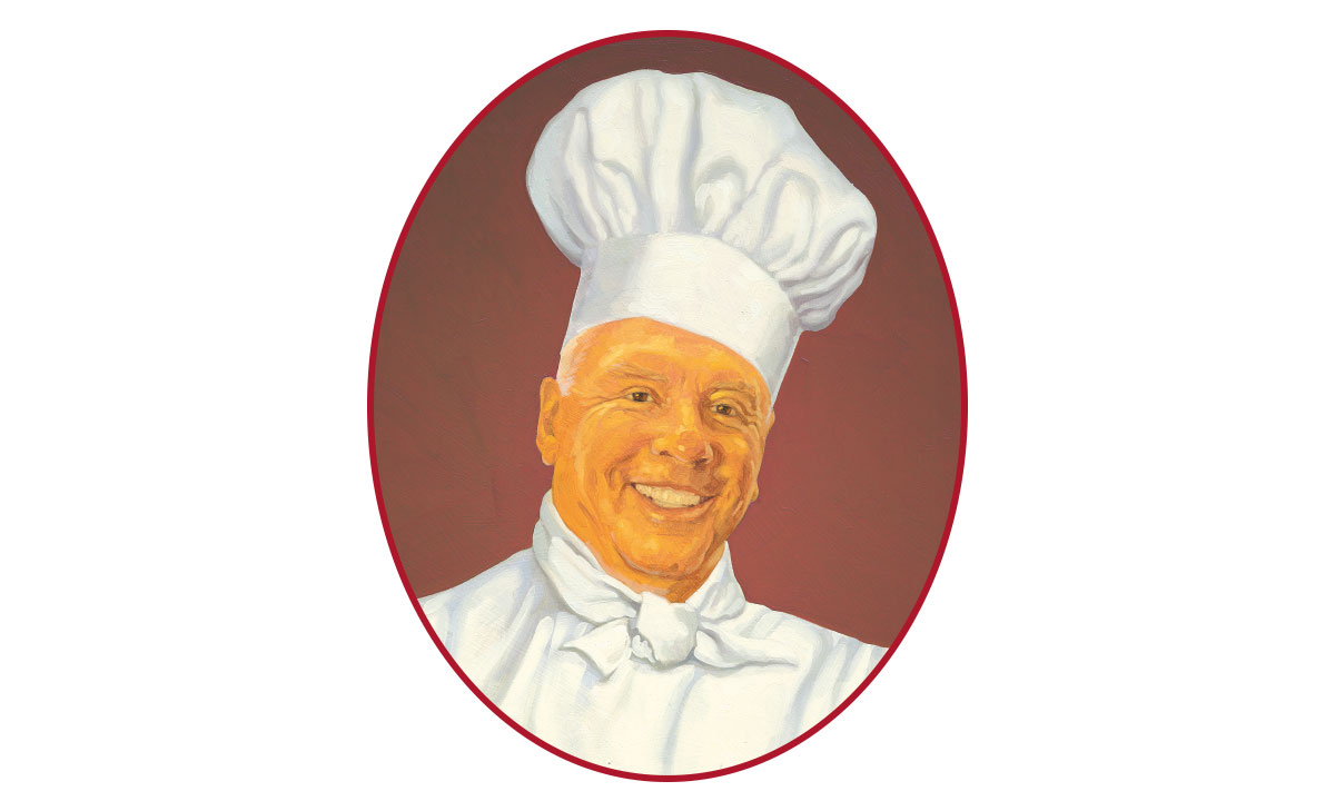 Remington Crocker logo - complete with chef's hat